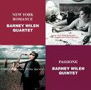 藝人名: B - ニューヨーク・ロマンス/パッショーネ[CD] / バルネ・ウィラン・カルテット/クインテット