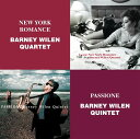 Artist Name: B - ニューヨーク・ロマンス/パッショーネ[CD] / バルネ・ウィラン・カルテット/クインテット