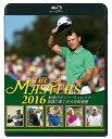 THE MASTERS 2016[Blu-ray] / スポーツ