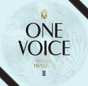 ONE VOICE II[CD] / 露崎春女