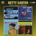 藝人名: B - カーター〜フォー・クラシック・アルバムス[CD] / ベティ・カーター
