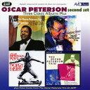 Artist Name: O - ピーターソン〜スリー・クラシック・アルバムス・プラス[CD] / オスカー・ピーターソン
