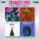 藝人名: F - フェイ〜フォー・クラシック・アルバムス[CD] / フランセス・フェイ