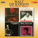 藝人名: W - ディッカーソン フォー クラシック アルバムス[CD] / ウォルト・ディッカーソン