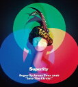 """Superfly Arena Tour 2016 """"Into The Circle!"""" [CD付初回限定版][Blu-ray] / Superfly"""