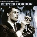 艺人名: D - THE RESURGENCE OF DEXTER GORDON + 6 BONUS TRACKS[CD] / デクスター・ゴードン