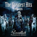 The Greatest Hits 2007-2016 [DVD付初回限定盤][CD] / Versailles