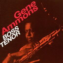 Artist Name: G - BOSS TENOR[CD] / ジーン・アモンズ