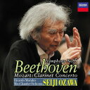 作曲家名: A行 - ベートーヴェン: 交響曲第5番「運命」 他 [Blu-spec CD2][CD] / 小澤征爾 (指揮)