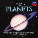 作曲家名: Sa行 - ホルスト: 組曲「惑星」 [SHM-CD][CD] / シャルル・デュトワ (指揮)
