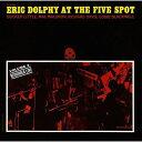 Artist Name: E - アット・ザ・ファイヴ・スポット Vol. 2 [SHM-CD][CD] / エリック・ドルフィー