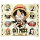 "ONE PIECE キャラソンBEST ""FESTIVAL""[CD] / アニメ"