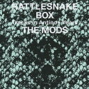 RATTLESNAKE BOX THE MODS Tracks in Antinos Years DVD付完全生産限定盤 Blu-spec CD2 CD / モッズ