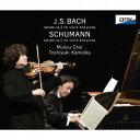 Composer: Ta Line - バッハ: ヴァイオリンとピアノのためのソナタ 第3番 / シューマン: ヴァイオリンとピアノのためのソナタ 第2番[CD] / 崔文洙、上岡敏之