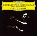 作曲家名: Ka行 - ベートーヴェン: 交響曲第5番「運命」・第7番 [SHM-CD][CD] / カルロス・クライバー (指揮)
