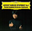 Composer: A Line - マーラー: 交響曲第1番 [SHM-CD][CD] / 小澤征爾 (指揮)