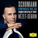 シューマン: 交響曲第1番「春」・第3番「ライン」 [SHM-CD][CD] / ヤニック・ネゼ=セガン (指揮)