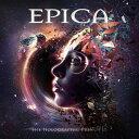 Artist Name: E - ザ・ホログラフィック・プリンシプル [完全生産限定盤][CD] / エピカ
