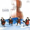 Composer: Ra Line - 4本のチェロのために ラ・クァルティーナ アンソロジー[CD] / ラ・クァルティーナ