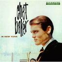 Artist Name: C - チェット・ベイカー・イン・ニューヨーク +1 [SHM-CD][CD] / チェット・ベイカー