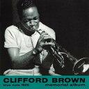 藝人名: C - クリフォード・ブラウン・メモリアル・アルバム +8 [SHM-CD][CD] / クリフォード・ブラウン