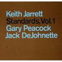 艺人名: K - スタンダーズ Vol.1 [SHM-CD][CD] / キース・ジャレット・トリオ