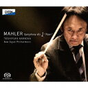 作曲家名: Ka行 - マーラー: 交響曲第1番 「巨人」 [HQ-Hybrid CD][SACD] / 上岡敏之 (指揮)/新日本フィルハーモニー交響楽団