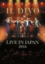 ライヴ アット武道館2016 DVD / イル ディーヴォ