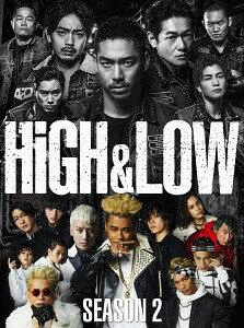 HiGH & LOW SEASON 2 完全版BOX[DVD] / TVドラマ