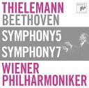 作曲家名: Ka行 - ベートーヴェン: 交響曲第5番「運命」&交響曲第7番 [Blu-spec CD2][CD] / クリスティアン・ティーレマン (指揮)