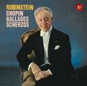 作曲家名: A行 - ショパン: バラード&スケルツォ (全曲) [Blu-spec CD2][CD] / アルトゥール・ルービンシュタイン(ピアノ)