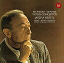 ベートーヴェン&ブラームス: ヴァイオリン協奏曲 [Blu-spec CD2][CD] / ヤッシャ・ハイフェッツ(ヴァイオリン)
