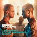 Artist Name: R - ザ・ヘヴィー・エンタテインメント・ショー [デラックス・エディション] [CD+DVD/輸入盤][CD] / ロビー・ウィリアムス