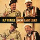 藝人名: B - コンプリート・クインテット・スタジオ・セッションズ + 4ボーナス・トラックス[CD] / ベン・ウェブスター&ハリー・エディソン