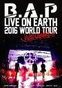 B.A.P LIVE ON EARTH 2016 WORLD TOUR JAPAN AWAKE!![DVD] / B.A.P