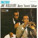 Artist Name: J - トゥゲザー [SHM-CD] [完全限定盤][CD] / ジョー・ウィリアムス&ハリー・スウィーツ・エディソン