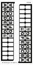 【ウェーブ】ランナー用タグシール(3枚入)[グッズ]
