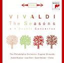 ヴィヴァルディ: 四季&2つのヴァイオリンのための協奏曲[CD] / ユージン・オーマンディ (指揮)