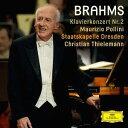ブラームス: ピアノ協奏曲第2番 [SHM-CD][CD] / マウリツィオ・ポリーニ (ピアノ)