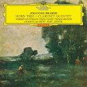 ブラームス: ホルン三重奏曲、クラリネット五重奏曲 [SHM-CD][CD] / ノルベルト・ハウプトマン (ホルン)