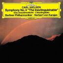 Composer: Ha Line - ニールセン: 交響曲 第4番「不滅」 [UHQCD] [初回限定盤][CD] / ヘルベルト・フォン・カラヤン (指揮)