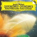 作曲家名: Ha行 - オッフェンバック: 序曲集 [UHQCD] [初回限定盤][CD] / ヘルベルト・フォン・カラヤン (指揮)