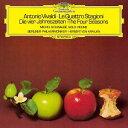 ヴィヴァルディ: 協奏曲集「四季」 [UHQCD] [初回限定盤][CD] / ヘルベルト・フォン・カラヤン (指揮)