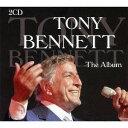 FUSION - トニー・ベネット〜ジ・アルバム[CD] / ベネット、トニー