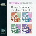 艺人名: D - ラインハルト〜エッセンシャル・コレクション[CD] / ジャンゴ・ラインハルト/ステファン・グラッペリ