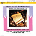 作曲家名: Ra行 - シューベルト: 交響曲第7(8)番「未完成」、モーツァルト: アイネ・クライネ・ナハトムジーク他 [UHQCD][CD] / ラファエル・クーベリック (指揮)