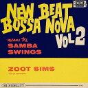 Artist Name: Z - ニュー・ビート・ボサ・ノヴァ Vol.2 [SHM-CD] [完全限定盤][CD] / ズート・シムズ