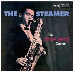 ザ・スティーマー [SHM-CD] [限定盤][CD] / スタン・ゲッツ