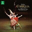 作曲家名: Sa行 - ドリーブ: バレエ「コッペリア」全曲 [UHQCD][CD] / ジャン=バティスト・マリ