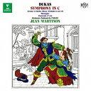 Composer: Sa Line - デュカス: 交響曲ハ長調 他 [UHQCD][CD] / ジャン・マルティノン (指揮)